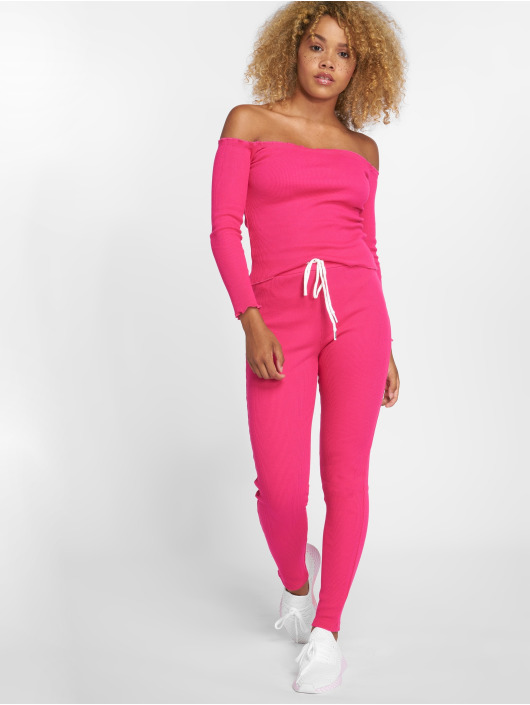 Joliko Dresy Eletta pink