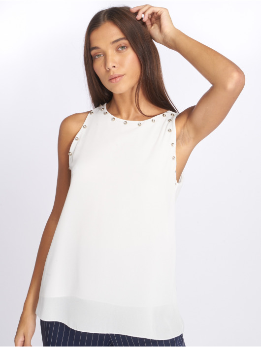 Joliko Hihattomat paidat Mary valkoinen