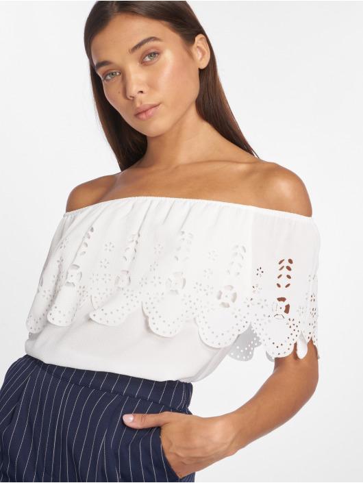 Joliko Hihattomat paidat Ännchen valkoinen