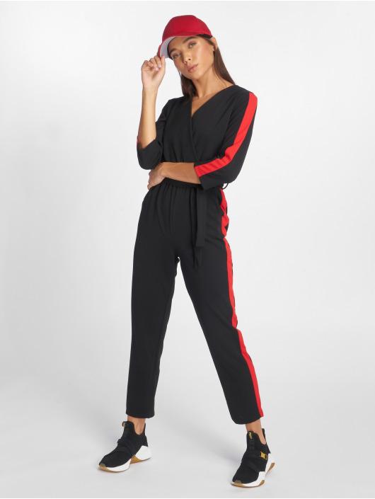 Joliko Jumpsuits Lazy czarny