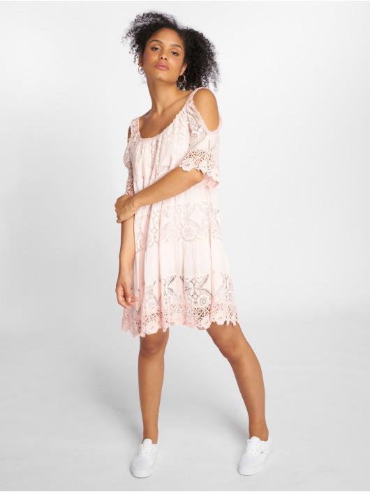 Joliko Kleid Tunic rosa