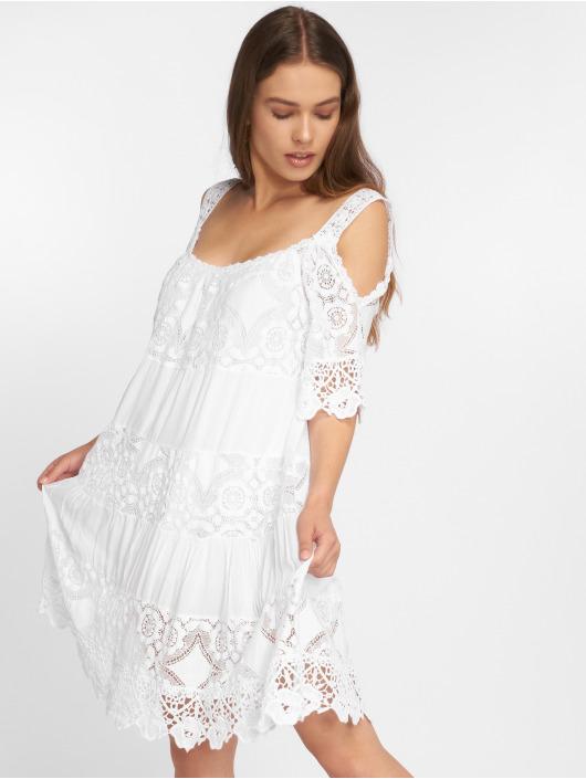Joliko Kleid Tunic weiß