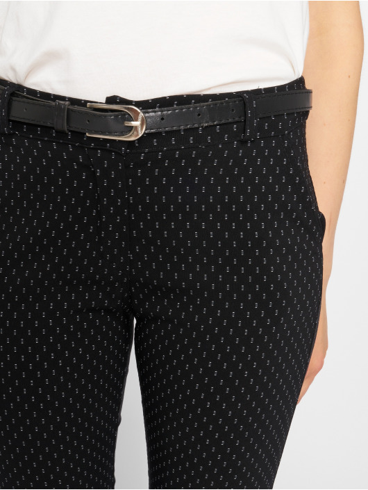 Joliko Pantalon chino Noble noir