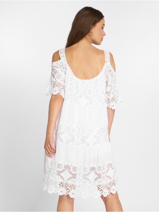 Joliko Robe Tunic blanc