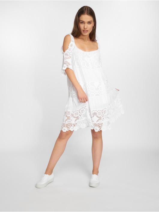 Joliko Sukienki Tunic bialy