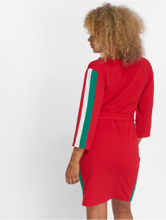 Joliko Sukienki Lusine czerwony