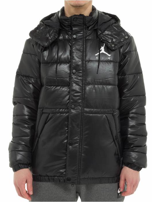 Jordan Зимняя куртка Jumpman черный