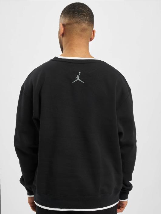 Jordan Пуловер JMC Crew черный