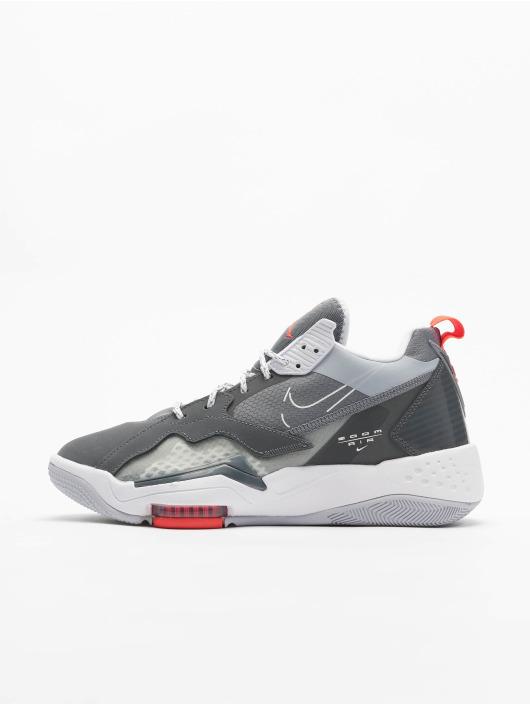 Jordan Сникеры Zoom '92 серый