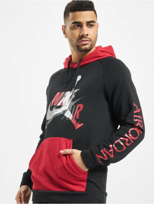 Jordan Толстовка Jumpman Classics Fleece черный