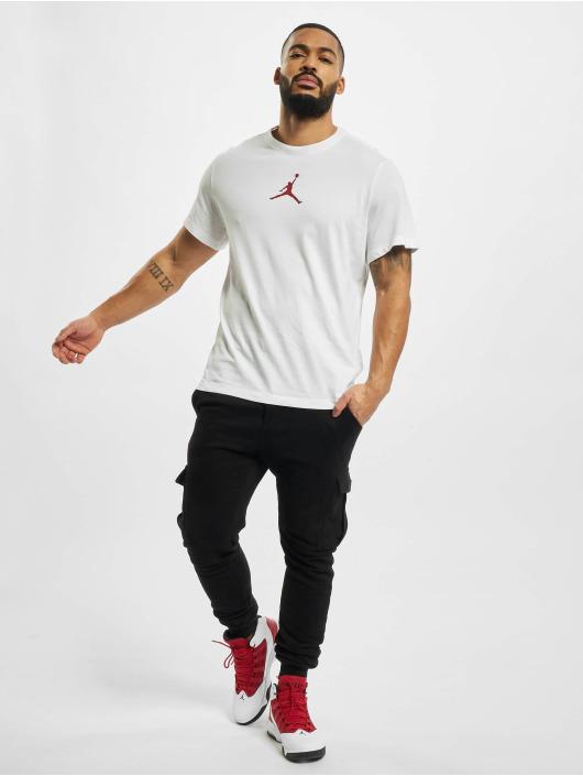 Jordan Футболка Jumpman белый