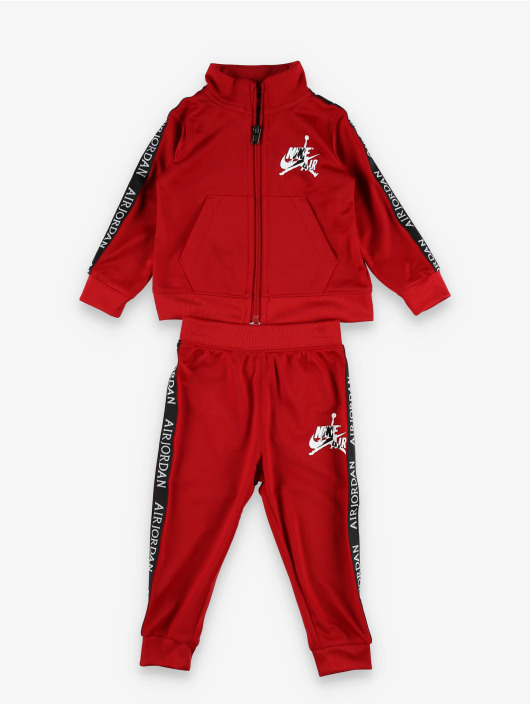 Jordan Anzug Tricot rot