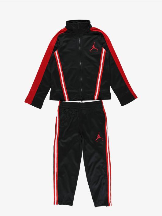 Jordan Anzug Jumpman Airsuit schwarz