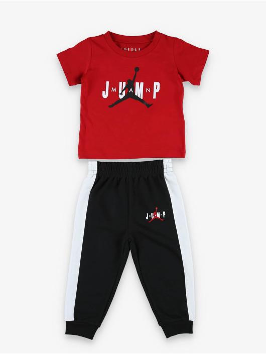 Jordan Anzug Mj Dfct S/S schwarz