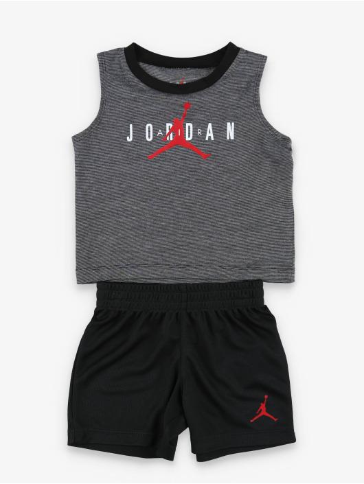 Jordan Anzug Half Court Muscle & Short schwarz