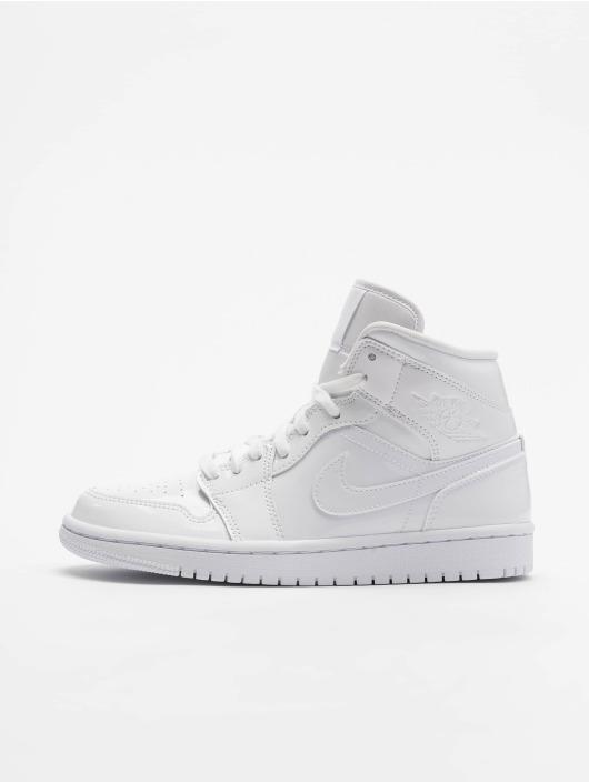 buy popular e3a76 8f4af ... Jordan Baskets Air Jordan 1 Mid blanc ...