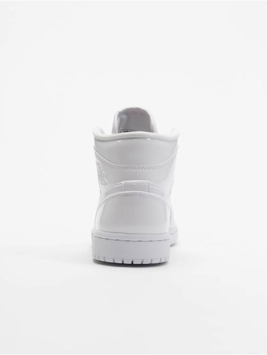 Jordan Baskets Air Jordan 1 Mid blanc