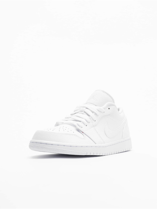 Jordan Baskets Air Jordan 1 Low blanc
