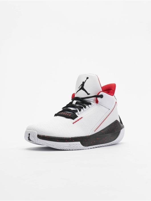 Jordan Baskets 2x3 blanc