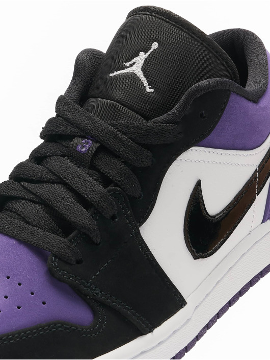 Jordan Baskets Air 1 Low blanc
