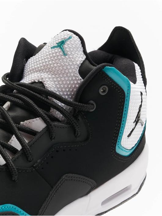 Baskets Courtside Noir 542245 Jordan 23 clFTK1J
