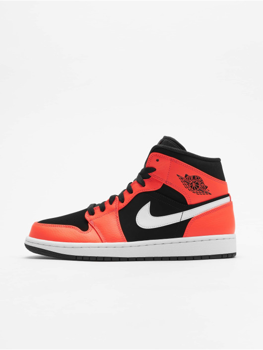 pretty nice 71ded 42696 ... Jordan Baskets Air Jordan 1 Mid noir ...