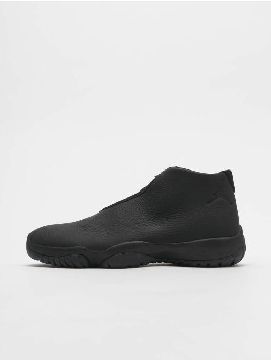 grand choix de 89dc0 b1dbe Nike Air Jordan Future Three Quarter High Sneakers Black/Black/Black