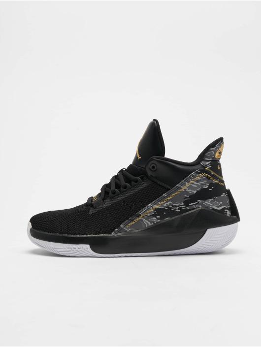 Jordan Baskets 2x3 noir