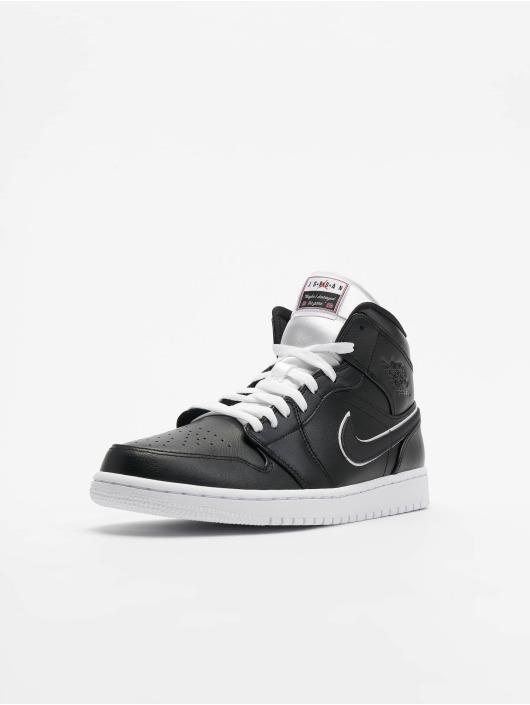 Jordan Baskets Mid SE noir