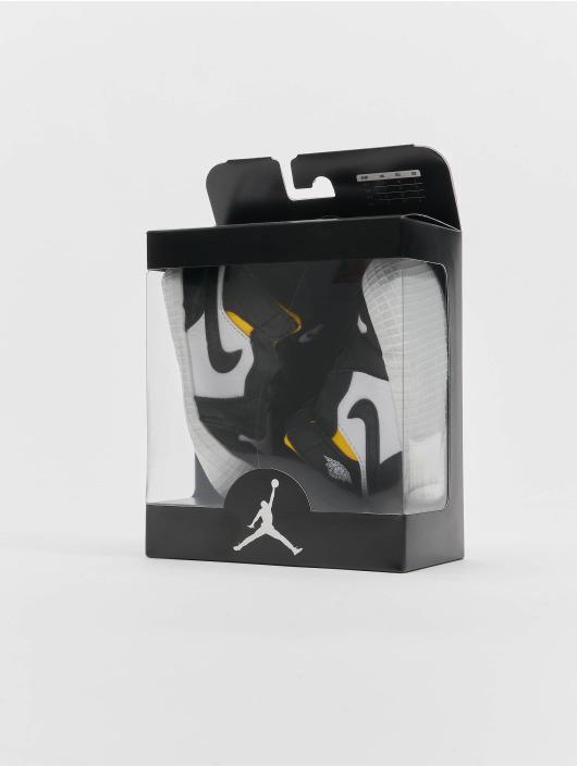 Jordan Baskets 1 Crib Bootie noir