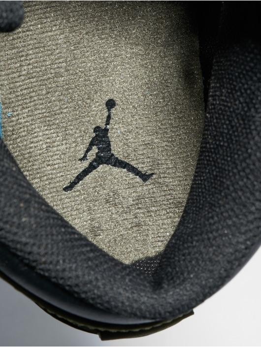 Jordan Baskets Air Jordan 1 Mid (GS) olive