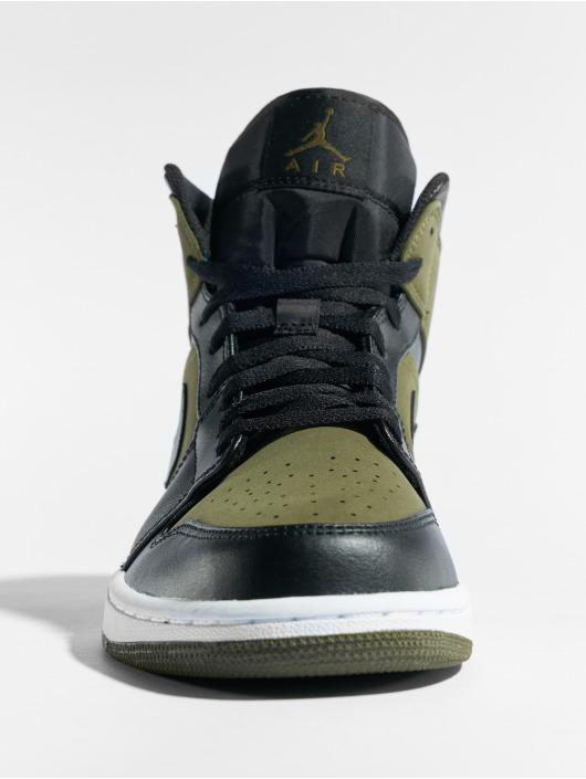 Jordan Baskets Air Jordan 1 Mid olive