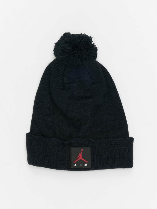 Jordan Beanie Air Patch negro
