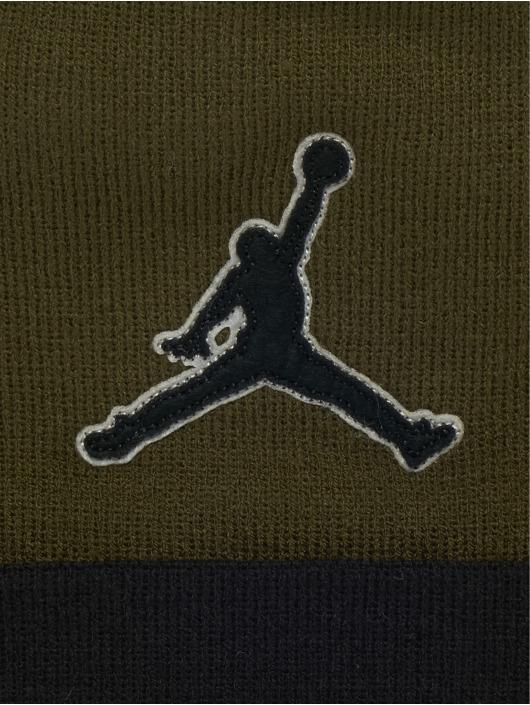 Jordan Beanie Graphic olive