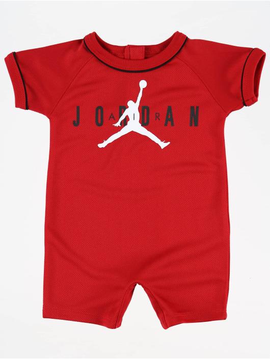 Jordan Body Jumpman èervená