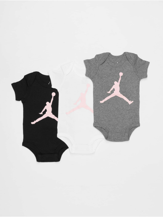 Jordan Body 3-Pack Jumpman šedá