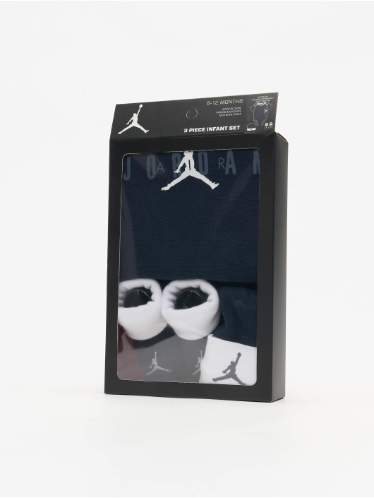 Jordan Body Air 3 Pieces Box blue