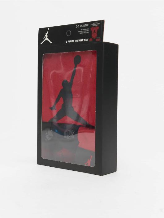 Jordan Body Jumpman czerwony