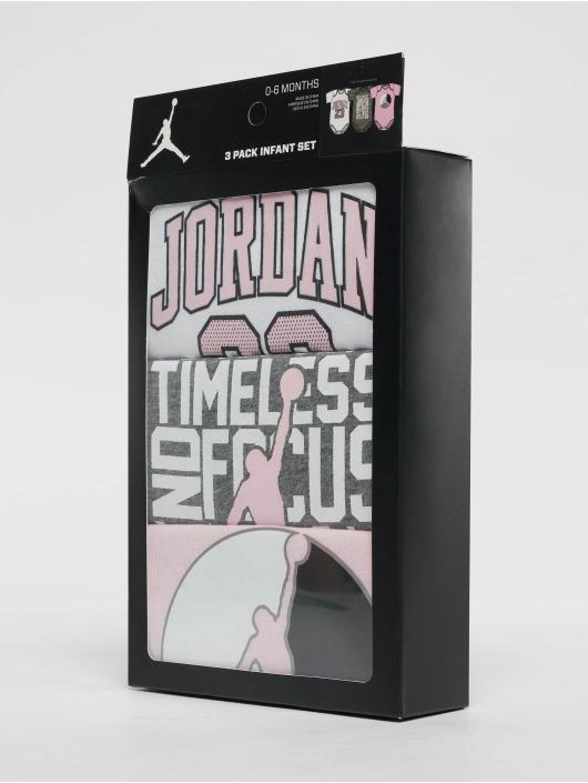 Jordan Body Jumpman 3PK pink