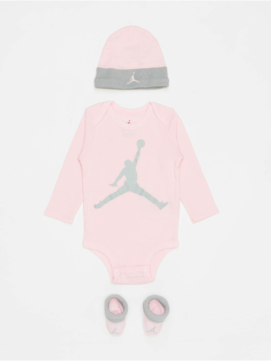 Jordan Body L/S Jumpman pink