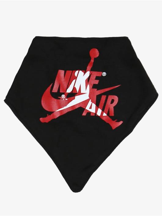 Jordan Body Aj Air Bib/Bodysuit/Bootie 3 Pieces punainen