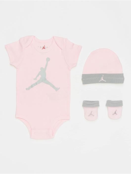 Jordan Body Jumpman růžový