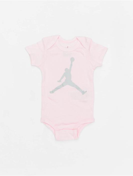 Jordan Body Jumpman rosa