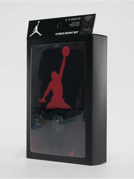 Jordan Body Jumpman schwarz