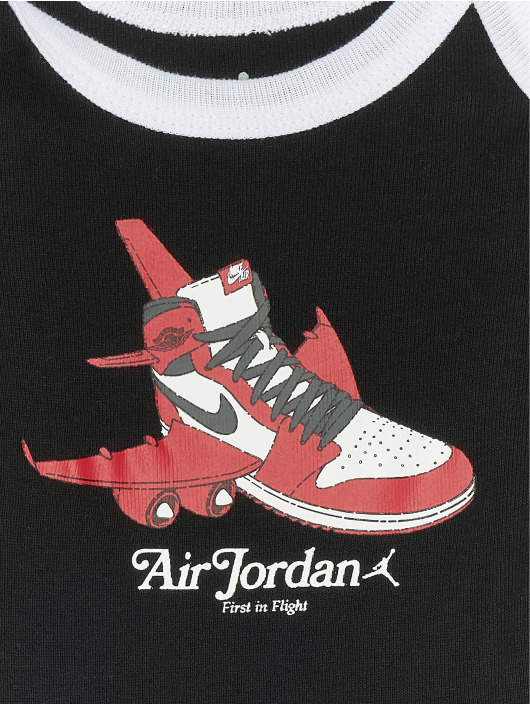 Jordan Body AJ1 First In Flight zwart