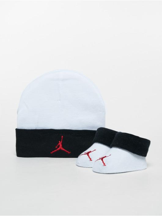 Jordan Bonnet Basic Jordan blanc
