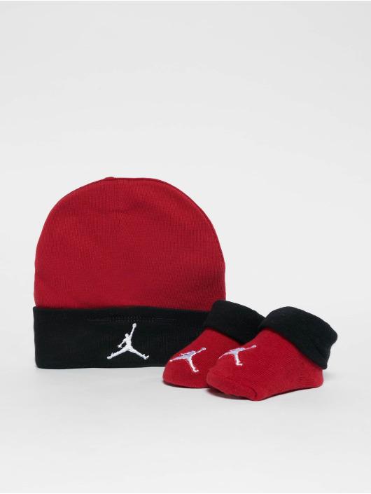 Jordan Bonnet Basic Jordan rouge