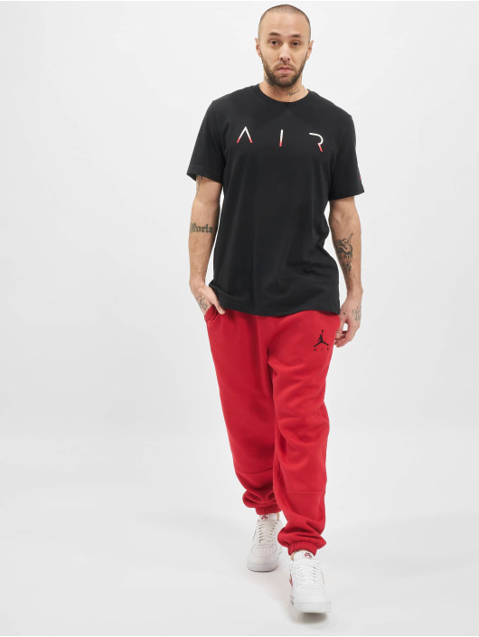 Jordan Camiseta Jumpman Air Hbr negro