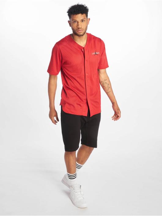 Jordan Camiseta Jumpman Air Mesh Jersey Gym rojo