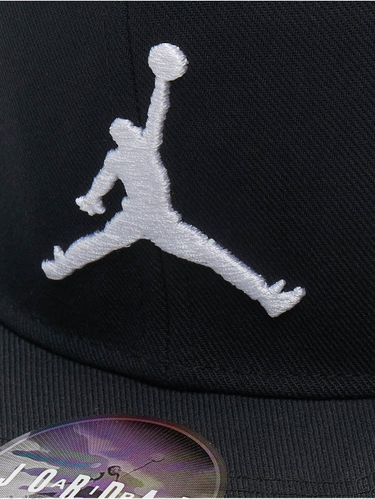 Jordan Casquette Snapback & Strapback Jumpman noir